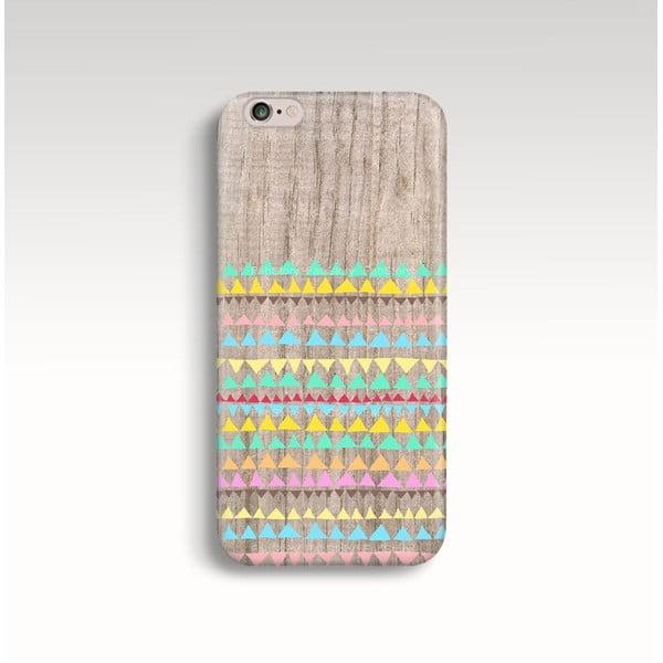 Obal na telefón Wood Watercolour pre iPhone 6+/6S+
