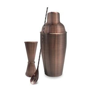 Barmanský set v medenej farbe Vin Bouquet Copper