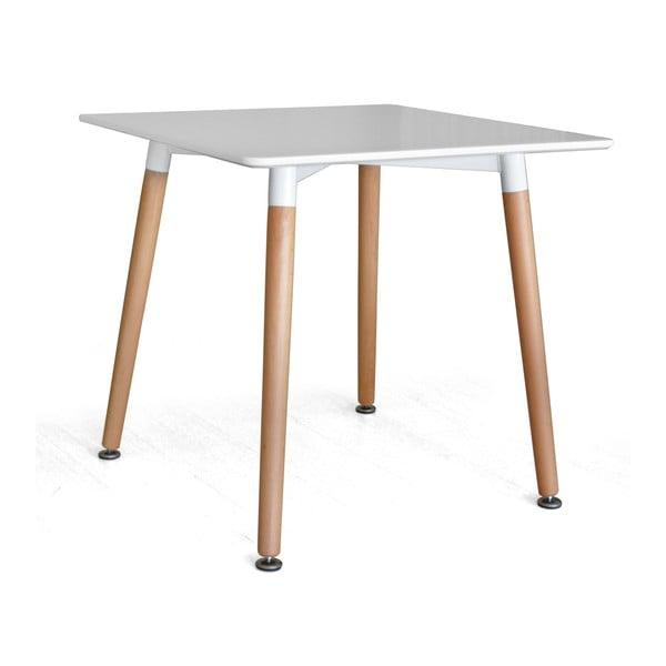 Jedálenský stôl Tex, 80x80 cm