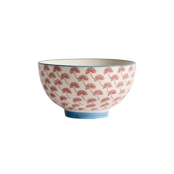 Miska Blossom Dandelion 500 ml, červená