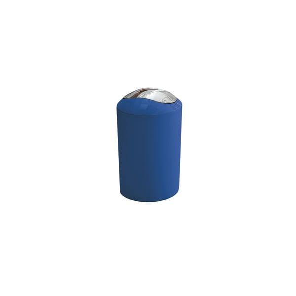 Odpadkový kôoš Glossy Dark Blue, 3 l