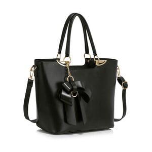 Čierna kabelka L&S Bags Clichy