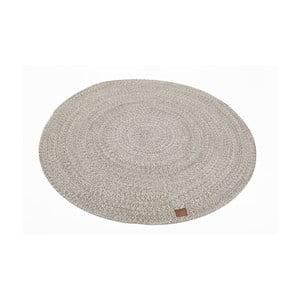 Okrúhly koberec Hawke&Thorn Parker, sivý