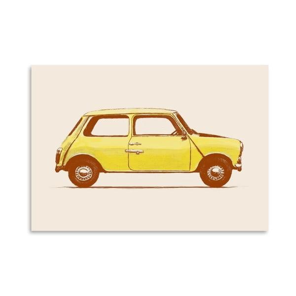 Plagát Mini - Mr Beans od Florenta Bodart, 30x42 cm