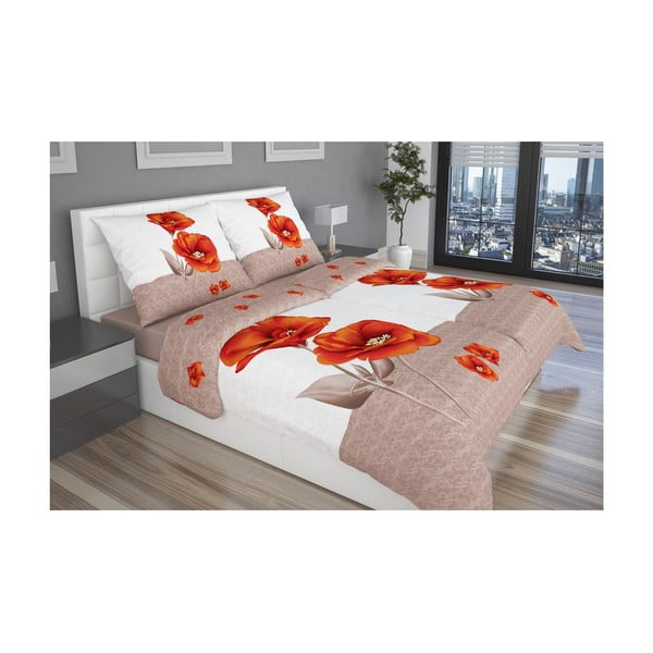 Obliečky Poppy, 140x220 cm