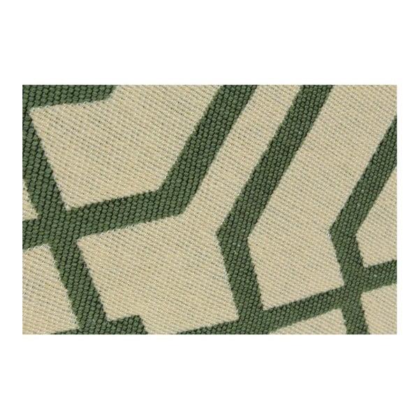 Zeleno-béžový koberec Ya Rugs Kenar, 120x180cm