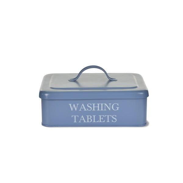 Box na tablety do umývačky riadu Tablet, modrý