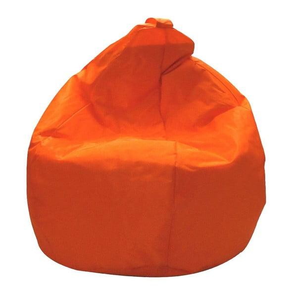 Oranžový sedací vak 13Casa Droplet