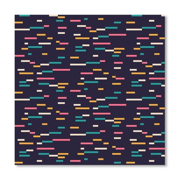 Plagát Pattern 3 od Florenta Bodart, 30x30 cm