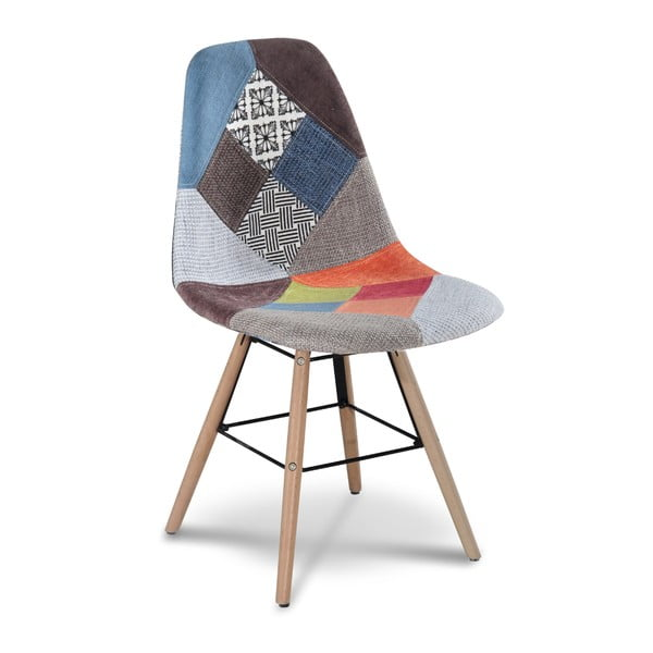 Jedálenská stolička Neon Patchwork