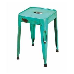 Sada 4 modrých stoličiek 13Casa Industry