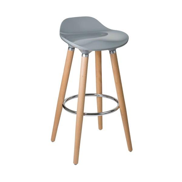 Stolička z bukového dreva Bar Stool