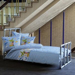 Obliečky na posteľ pre jedného Captain Jack Blue, 140x200 cm