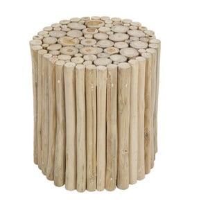 Stolička z dreva mindi Santiago Pons Keep