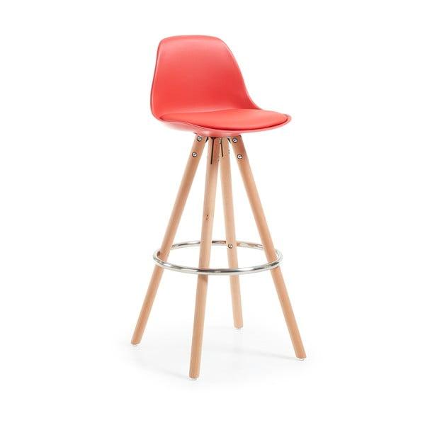 Barová stolička Stag, červená
