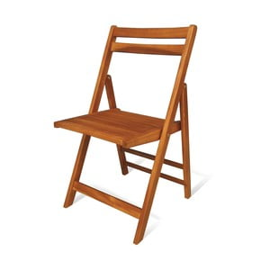 Skladacia stolička Crido Consulting Foldy