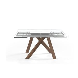 Rozkladací jedálenský stôl Ángel Cerdá Mario, 90×160 cm