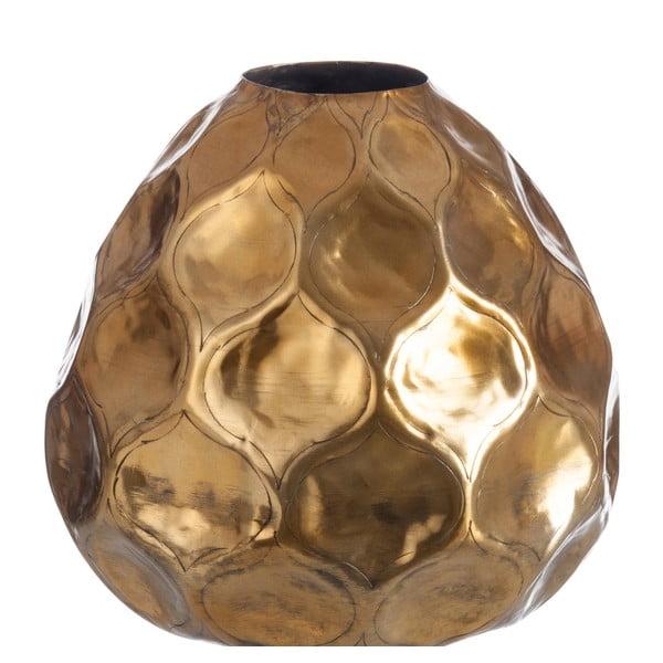 Tepaná váza Ball, výška 34 cm