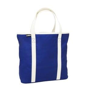 Plátená taška Patt Bag, modrá