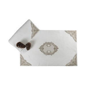 Sada 2 kúpeľňových predložiek Maco Cotton Qinashe