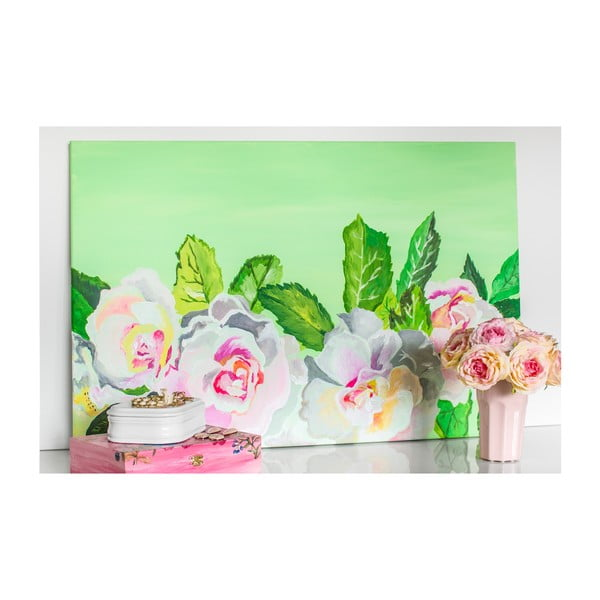 Obraz Rose Flowers II, 60x90 cm