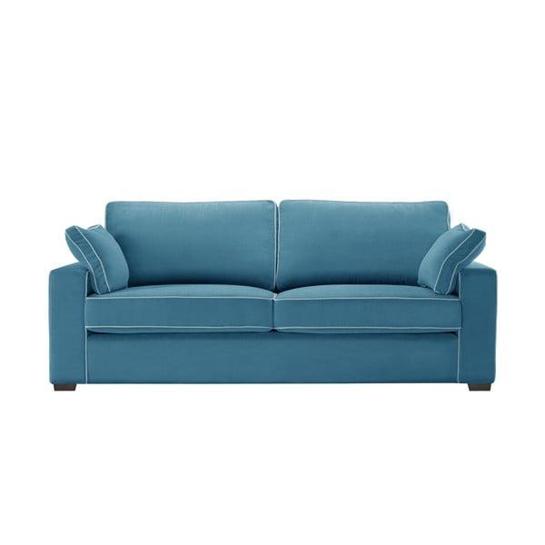 Trojmiestna pohovka Jalouse Maison Serena, modrá
