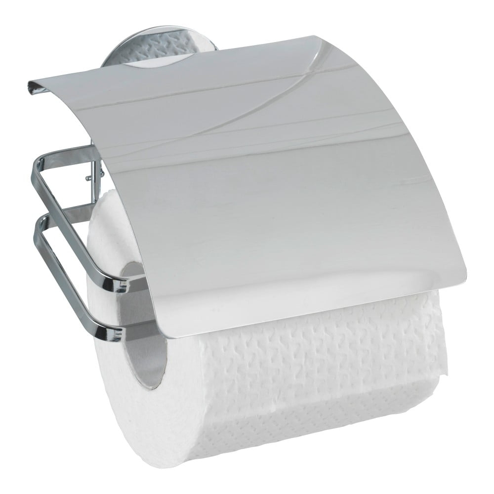 Samodržiaci držiak na toaletný papier Wenko Turbo-Loc, až 40 kg