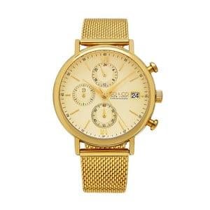 Pánske hodinky Monticello Richman Gold