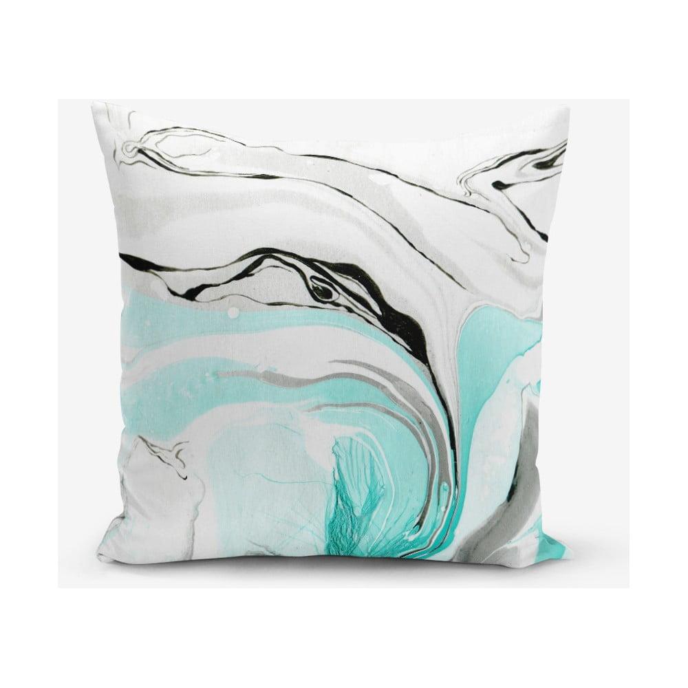 Obliečka na vankúš s prímesou bavlny Minimalist Cushion Covers Ebru, 45 × 45 cm