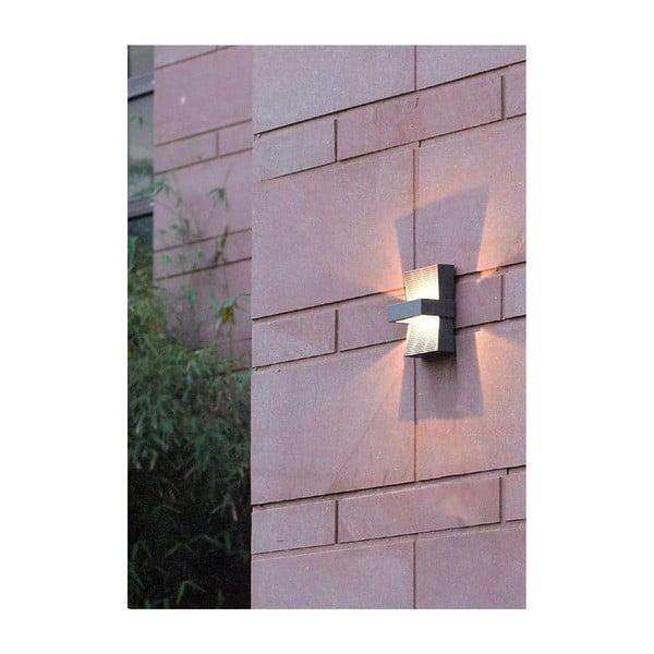 Záhradné nástenné LED svetlo Nicole