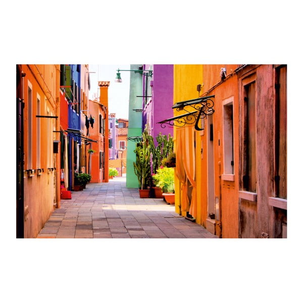Obraz Farby ulice, 45x70 cm