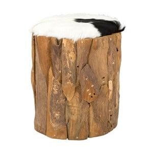 Stolička z teakového dreva SOB Ando