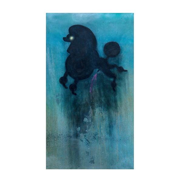 Autorský plagát od Lény Brauner Pudl, 36x60 cm