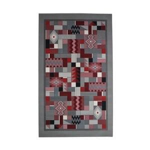 Koberec Webtappeti Grigio, 100 x 150 cm