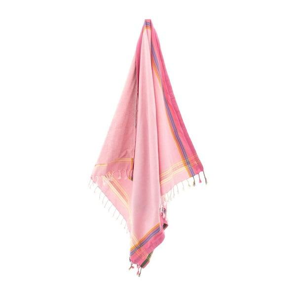 Osuška Nuray Pink, 100x178 cm