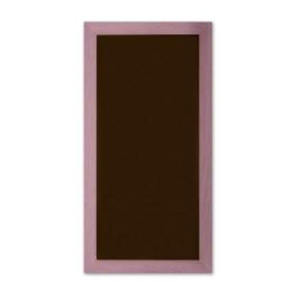 Magnetická podložka, fialová, 23x50 cm