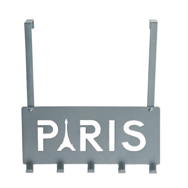 Vešiak na dvere Paris Grey