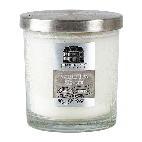 Sviečka s vôňou bieleho čaju a zázvoru Villa Collection
