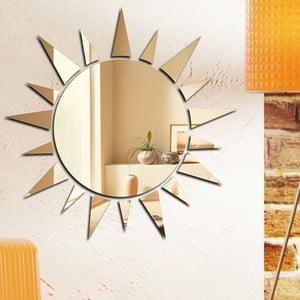 Dekoratívne zrkadlo Paprsky
