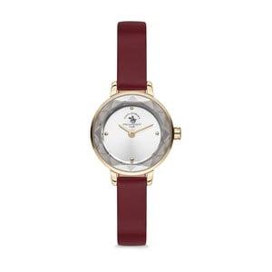 Dámske hodinky s koženým remienkom Santa Barbara Polo & Racquet Club Simba