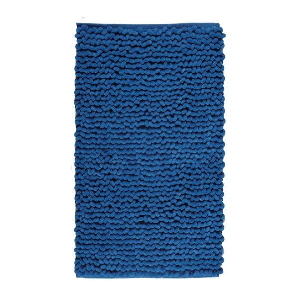 Modrá kúpeľňová predložka Aquanova Luka, 60 x 100 cm