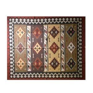 Ručne tkaný koberec Rajastan, 320x260 cm