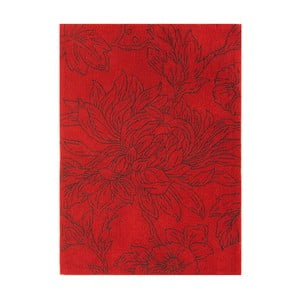 Koberec Harlequin Draw Red, 160x230 cm