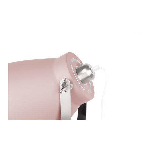 Ružová stolová lampa Leitmotiv Tristar