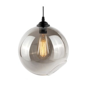 Závesné svietidlo Leitmotiv Oiled Globe