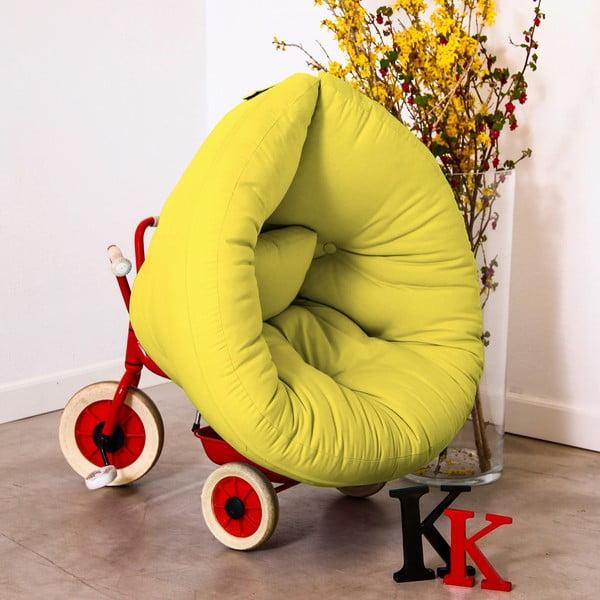 Detské kresielko Karup Baby Nest Pistachio