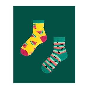 Detské ponožky Many Mornings Watermelon Splash, veľ. 23/26