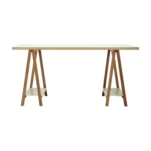 Pracovný stôl Woodman Highbury Trestle