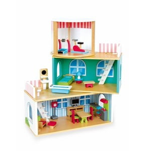 Drevený domček na hranie Legler Variable