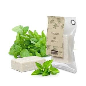 Prírodné mydlo s bazalkou, mätou a morskou soľou vera HF Living